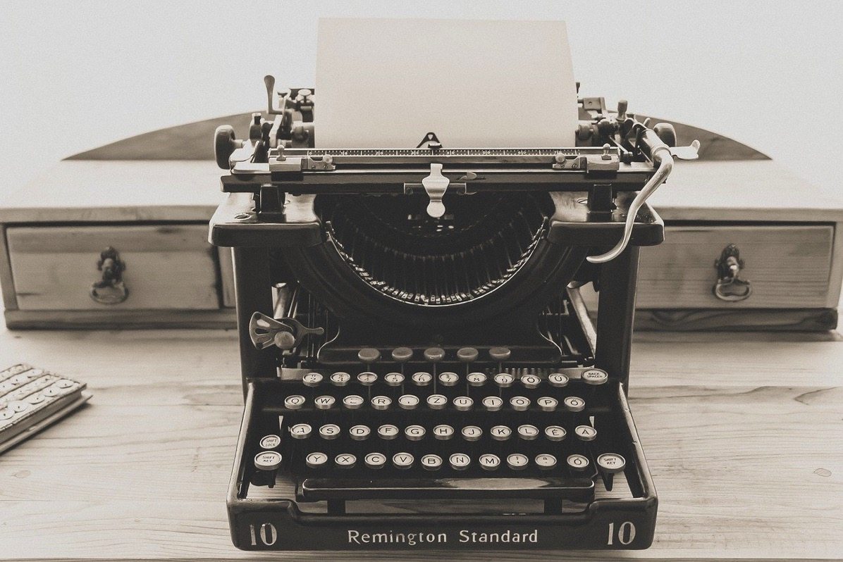 Typewriter 1248088 1280
